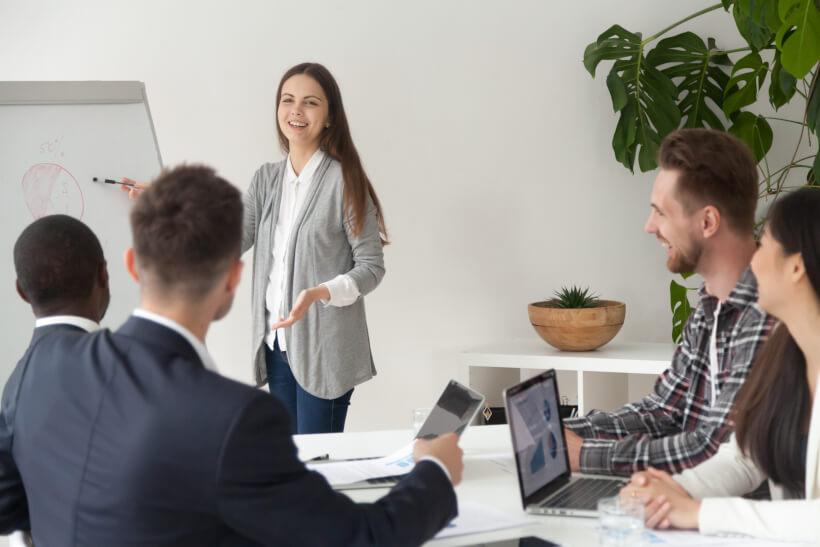 Szkolenie z project managerem
